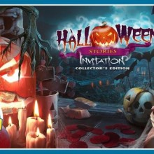 Halloween Stories: Invitation Collector's Edition Game Free Download