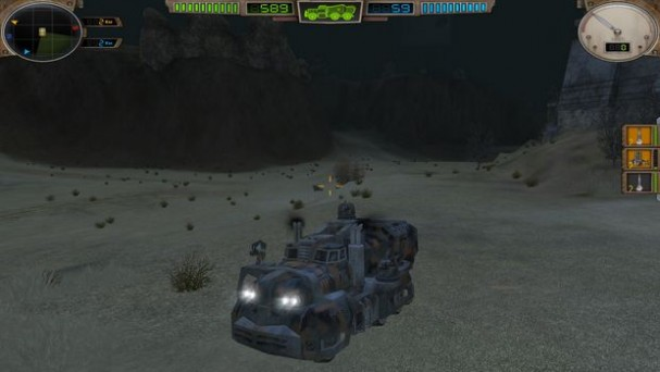 Hard Truck Apocalypse: Arcade / Ex Machina: Arcade Torrent Download