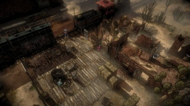 Hard West: Scars of Freedom PC Crack