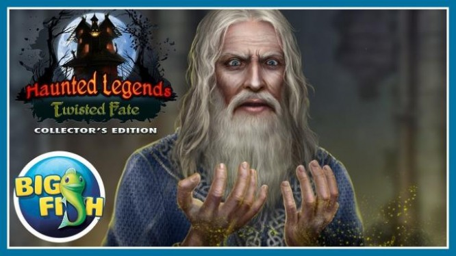 Haunted Legends: Twisted Fate Collector's Edition Free Download