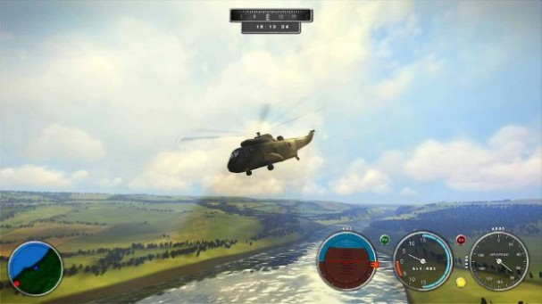 Helicopter Simulator 2014: Search and Rescue Torrent Download