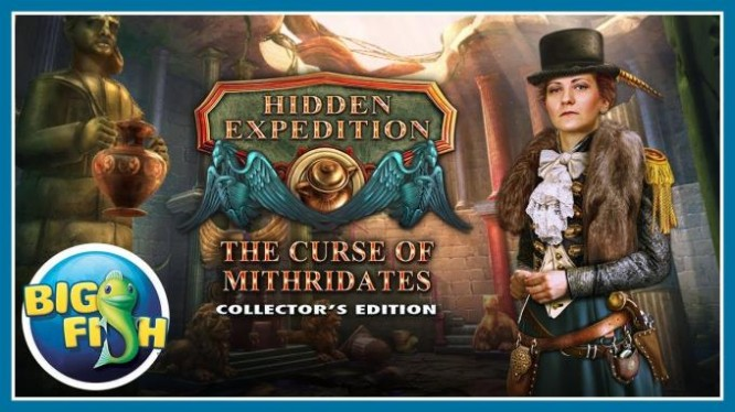 Hidden Expedition: The Curse of Mithridates Collector's Edition Free Download