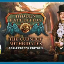 Hidden Expedition: The Curse of Mithridates Collector's Edition Game Free Download