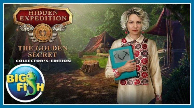 Hidden Expedition: The Golden Secret Collector's Edition Free Download