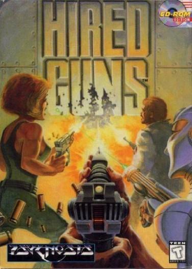Hired Guns Free Download