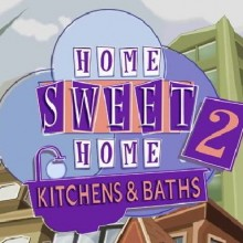 Home Sweet Home 2: Kitchens and Baths Game Free Download