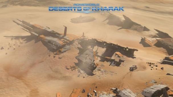Homeworld: Deserts of Kharak Torrent Download