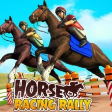 Horse Racing Rally Game Free Download