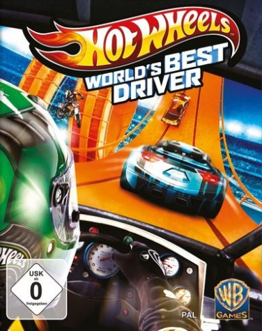 Hot Wheels World's Best Driver Free Download