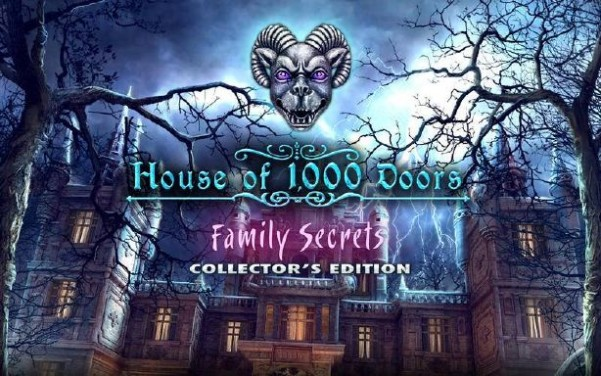 House of 1000 Doors: Family Secrets Collector's Edition Free Download