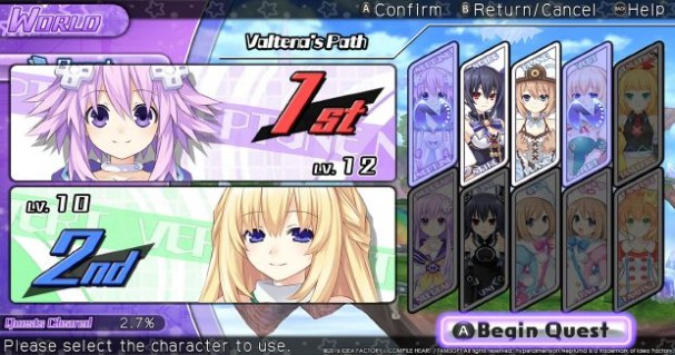Hyperdimension Neptunia U: Action Unleashed Torrent Download
