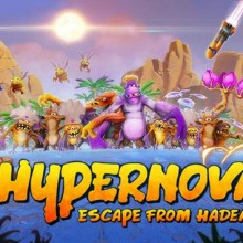 HYPERNOVA: Escape from Hadea (v1.4) Game Free Download