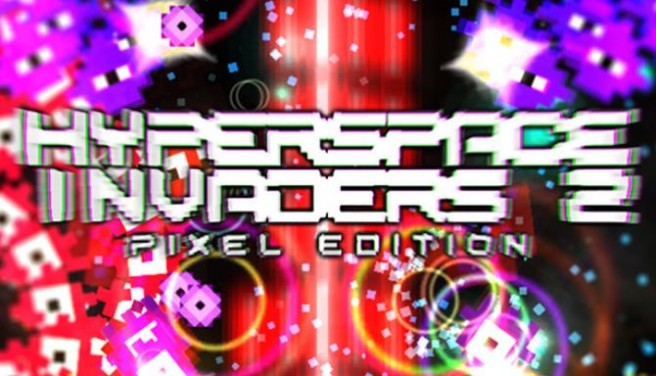 Hyperspace Invaders II: Pixel Edition Free Download