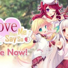 If You Love Me, Then Say So! Game Free Download