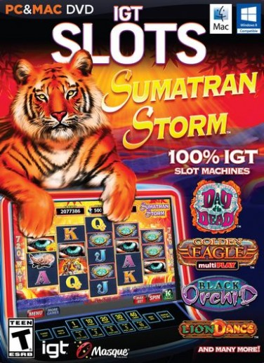 IGT Slots: Sumatran Storm Free Download