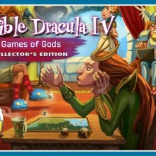 Incredible Dracula IV: Game of Gods Collector's Edition Game Free Download
