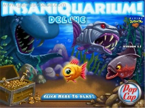Insaniquarium Deluxe Free Download