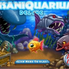Insaniquarium Deluxe Game Free Download