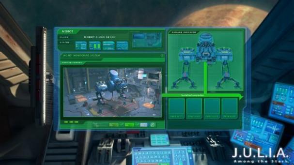 J.U.L.I.A.: Among the Stars PC Crack