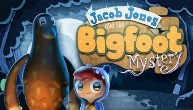 Jacob Jones and the Bigfoot Mystery : Episode 1 Free Download