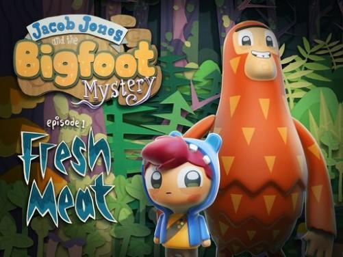 Jacob Jones and the Bigfoot Mystery : Episode 1 Torrent Download