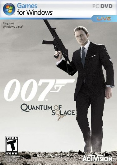 James Bond 007: Quantum of Solace Game Free Download - IGG