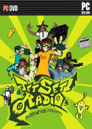 Jet Set Radio Free Download