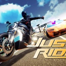 Just Ride:Apparent Horizon 狂飙:极限视界 (Experience Upgrade) Game Free Download