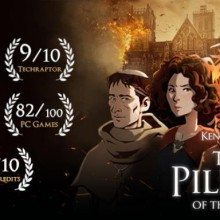 Ken Follett's The Pillars of the Earth (Book 1-3) Game Free Download