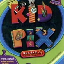 Kid Pix Deluxe 4 Home Edition Game Free Download