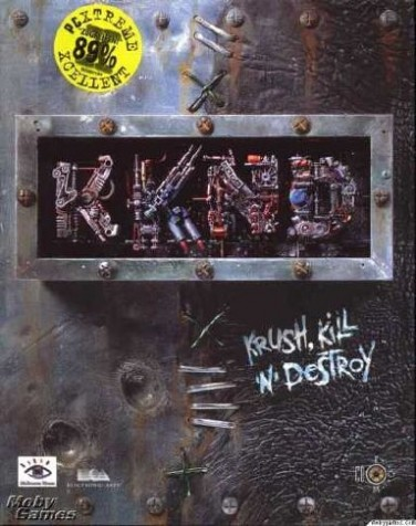 KKND: Krush Kill 'n Destroy Xtreme Free Download