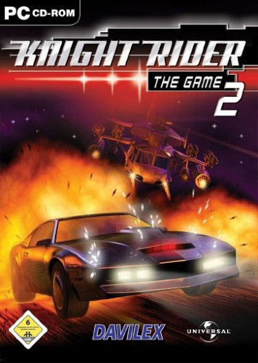 Knight Rider 2: The Game Free Download