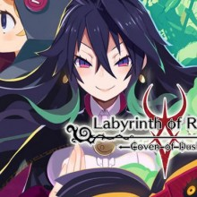 Labyrinth of Refrain: Coven of Dusk Game Free Download