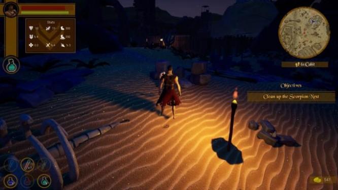 Lands of Pharaoh: Episode 1 PC Crack