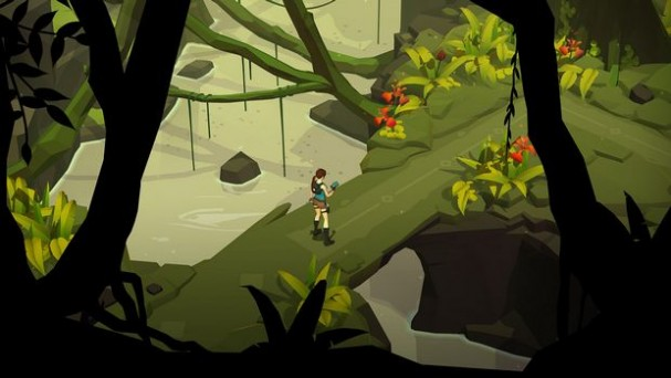 Lara Croft GO Torrent Download