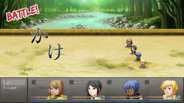 Learn Japanese To Survive! Hiragana Battle Torrent Download