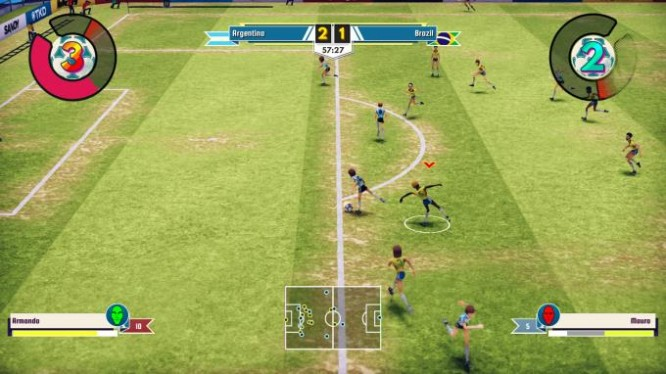Legendary Eleven: Epic Football Torrent Download
