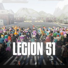 Legion 51 Game Free Download