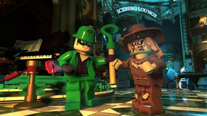 LEGO  DC Super-Villains PC Crack