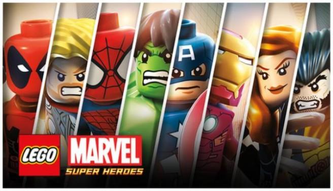 LEGO  Marvel? Super Heroes Free Download