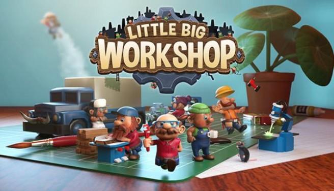 Little Big Workshop Free Download