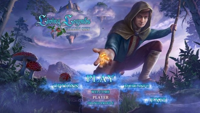 Living Legends: Fallen Sky Free Download