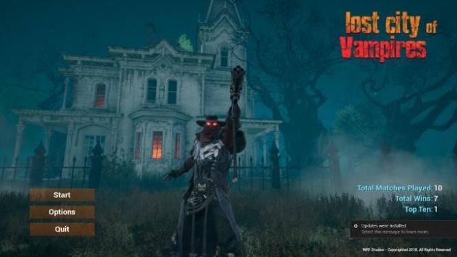 Lost City of Vampires Torrent Download