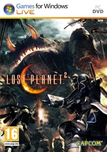 Lost Planet 2 Free Download