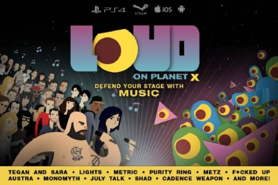 LOUD on Planet X Free Download