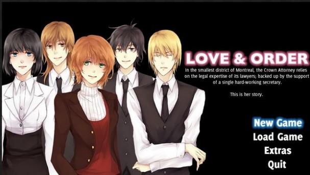 Love And Order Torrent Download