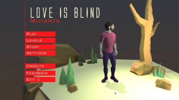 Love is Blind: Mutants PC Crack