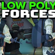 Low Poly Forces Game Free Download