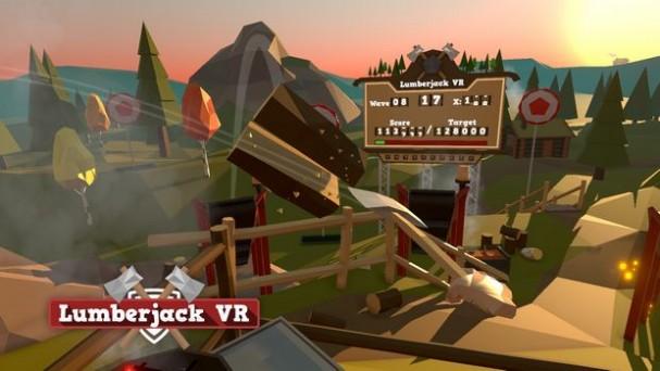 Lumberjack VR PC Crack