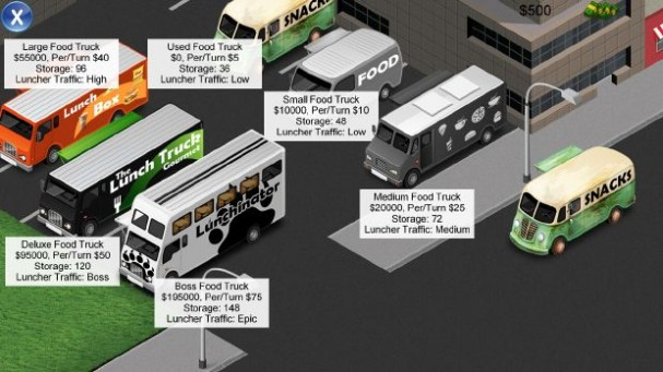 Lunch Truck Tycoon PC Crack